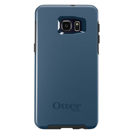 buy popular a43c8 52da5 OtterBox Symmetry Samsung Galaxy S6 Edge Plus Case - City Blue