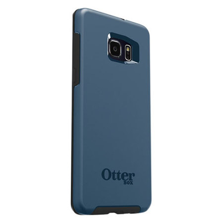 otterbox symmetry samsung galaxy s6 case city blue