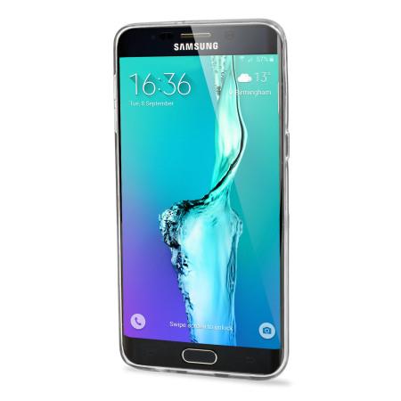 FlexiShield Slot Samsung Galaxy S6 Edge Plus Gel Case ...
