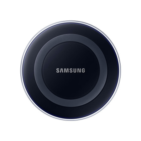 Official Samsung Galaxy S6 Edge Plus Wireless Charger Pad - Black