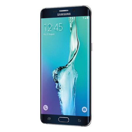Samsung Galaxy S6 Edge Plus SIM Free - Unlocked - 64GB Black Sapphire