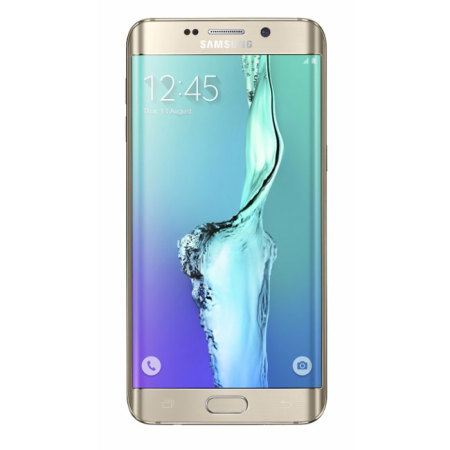 Samsung Galaxy S6 Edge Plus SIM Free - Unlocked - 64GB - Gold Platinum