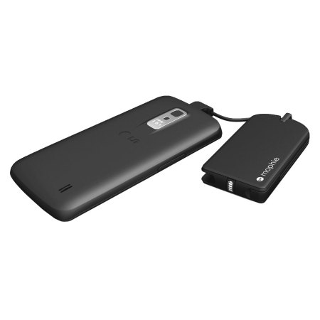 Mophie PowerStation Reserve Micro USB Key Ring Power Bank - 1,000mAh
