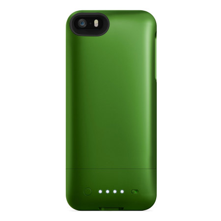 buy popular 8dc2d a94b8 Mophie iPhone 5S / 5 Juice Pack Helium Battery Case - Green