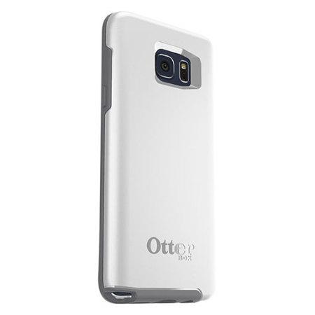 OtterBox Symmetry Samsung Galaxy Note 5 Case - Glacier