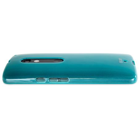 FlexiShield Motorola Moto X Play Gel Case - Blue