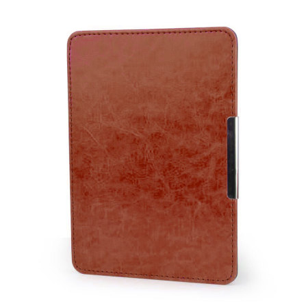 example, olixar leather style kindle paperwhite case brown for further