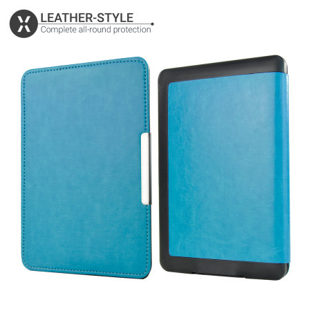 Patman olixar leather style kindle paperwhite case brown Tickets