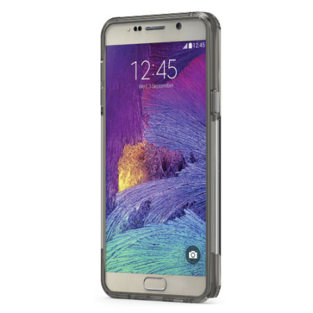 PureGear Slim Shell Pro Samsung Galaxy Note 5 Case - Clear / Black