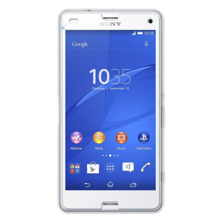 love olixar sony xperia z5 compact screen protector 2 in 1 pack Notification free