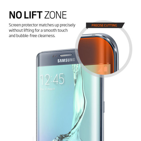 Spigen Full Body Samsung Galaxy S6 Edge Plus Curved Screen Protectors