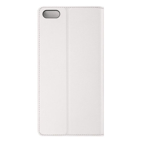 Official Huawei P8 Lite Flip Cover Case - White