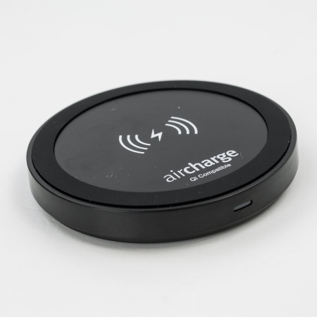 aircharge Qi Travel Wireless Charging Pad with US Plug