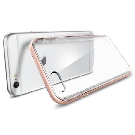 d6ade75fb59 Funda iPhone 6s / 6 Spigen Neo Hybrid Ex - Rose Gold