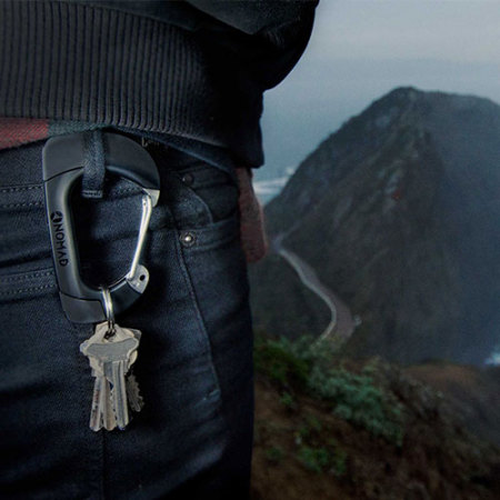 Nomad CLIP Carabiner Micro USB to USB Cable