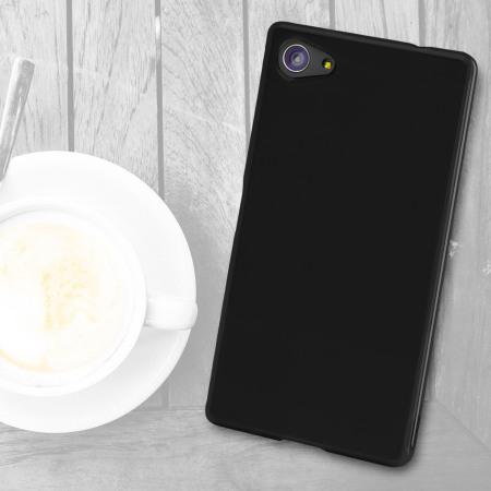 flexishield sony xperia z5 compact case black Group Tospo