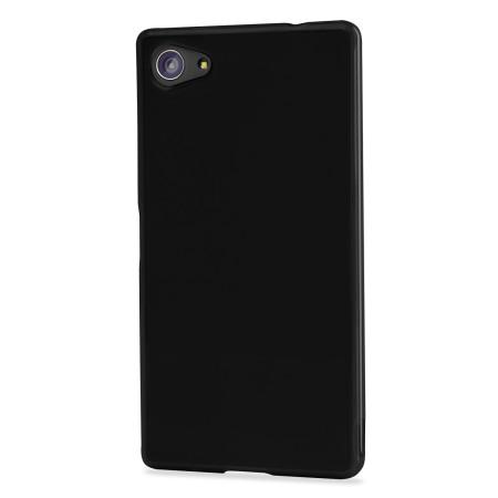 also flexishield sony xperia z5 compact case black today will