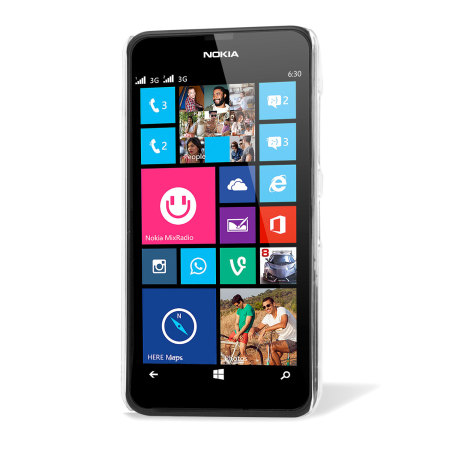 olixar total protection microsoft lumia 635 case screen protector love