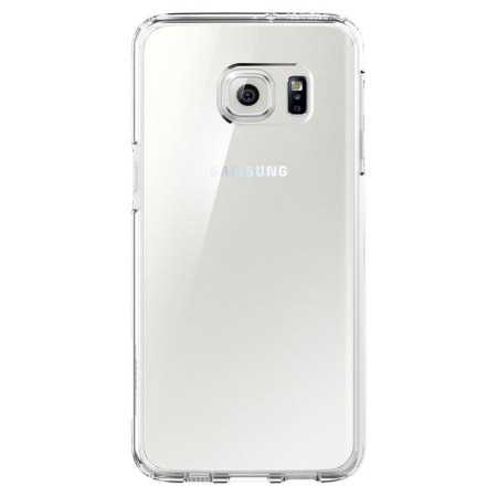 Spigen Ultra Hybrid Samsung Galaxy S6 Edge Plus Case - Crystal Clear