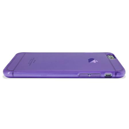 ultra thin flexishield iphone 6 gel case 100% clear