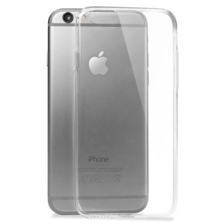 Safelink flexishield iphone 6s plus gel case light blue the