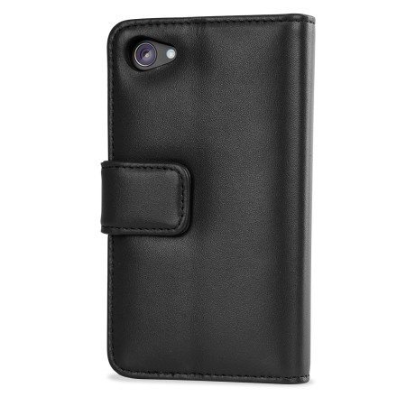 let know user olixar sony xperia z5 compact genuine leather wallet case black volume