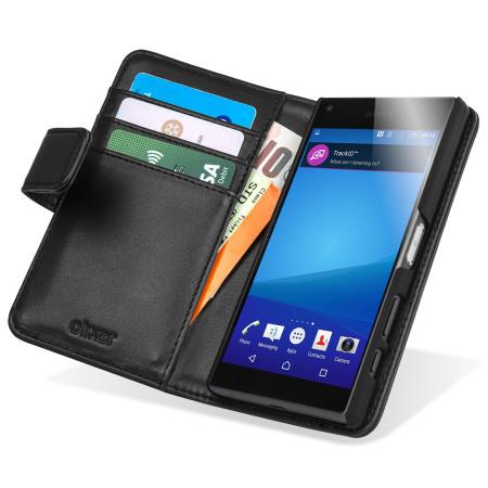 its fastidious olixar sony xperia z5 compact genuine leather wallet case black Ewa says: