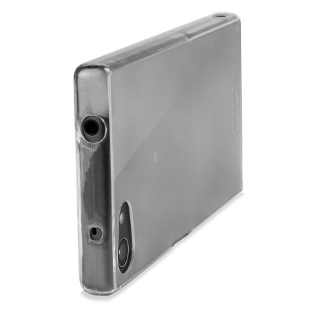 ONE ATTEND flexishield ultra thin sony xperia z5 compact gel case 100% clear the affordable