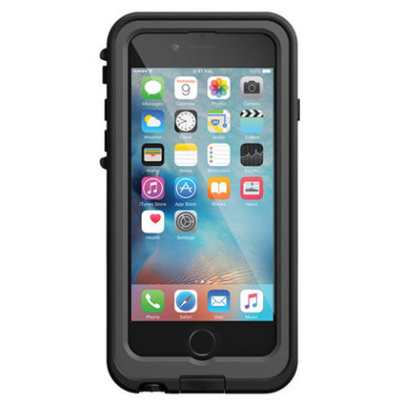 sports shoes 18cf9 e788f LifeProof Fre Power iPhone 6S / 6 Waterproof Battery Case - Black