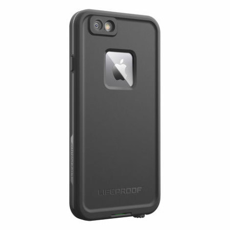Larger image of lifeproof fre iphone 6s plus waterproof case black