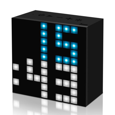 Divoom AuraBox Smart Retro Pixel LED Bluetooth Speaker