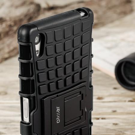 Olixar ArmourDillo Sony Xperia Z5 Premium Protective Case - Black