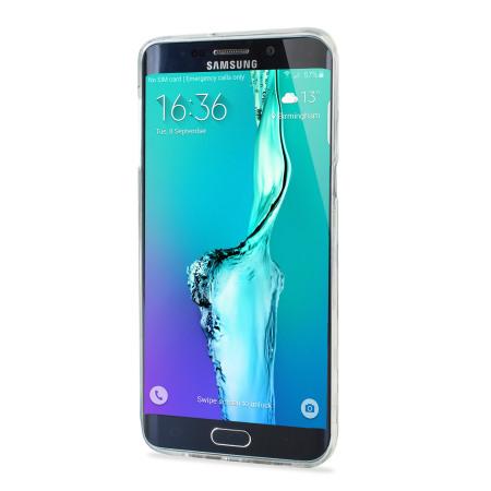 FlexiGrip Samsung Galaxy S6 Edge Plus Case - 100% Clear