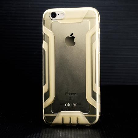 FlexiGrip iPhone 6S / 6 Gel Case - Gold