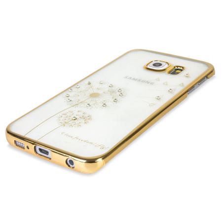 samsung s6 phone case gold