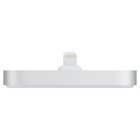 Official Apple iPhone Lightning Dock - Silver