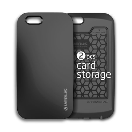 Verus Pebble iPhone 6S / 6 Case - Black