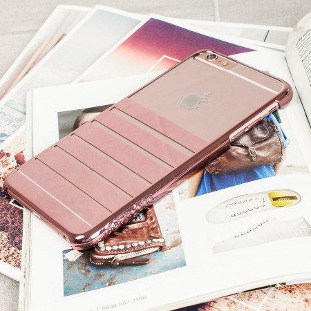 X-Doria Engage Plus iPhone 6S Plus Case - Rose Gold