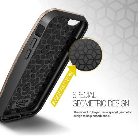 Verus Pebble iPhone 6S / 6 Case - Shine Gold