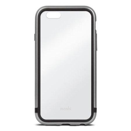 Moshi iGlaze Luxe iPhone 6S / 6 Bumper Case - Space Grey
