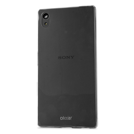 hot sale online d9e9a 4acce FlexiShield Ultra-Thin Sony Xperia Z5 Premium Gel Case - 100% Clear