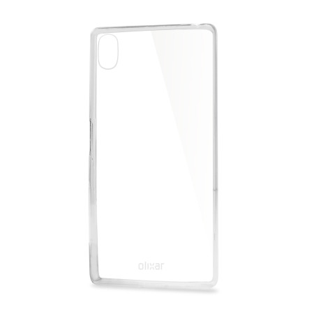 FlexiShield Ultra-Thin Sony Xperia Z5 Premium Gel Case - 100% Clear