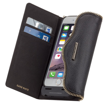 buy popular 0de2d 59de7 Case-Mate Rebecca Minkoff Collection iPhone 6S Charging Case - Black