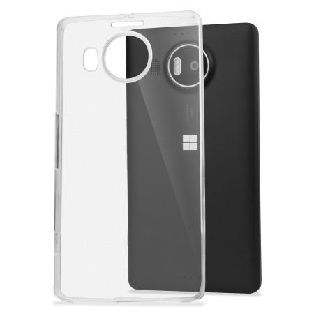comparison purposes, way flexishield ultra thin microsoft lumia 950 gel case 100% clear 10 comes