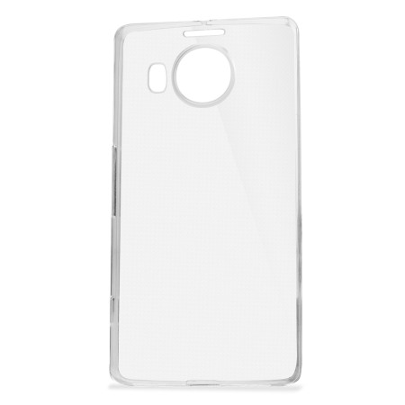 rating flexishield ultra thin microsoft lumia 950 gel case 100% clear 10 akm