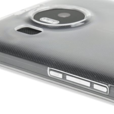FlexiShield Ultra-Thin Microsoft Lumia 950 XL Gel Case - 100% Clear