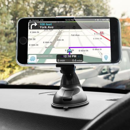 support voiture iphone 6s drivetime avec chargeur. Black Bedroom Furniture Sets. Home Design Ideas