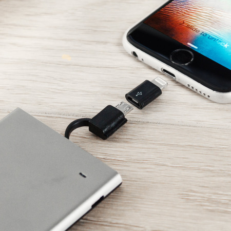 Olixar Pocketpower Portable Charger - 2500mAh