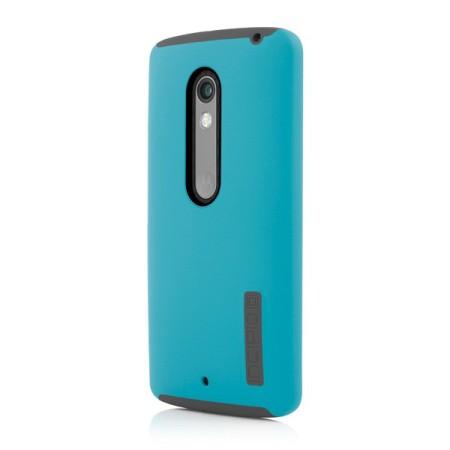 e6074ae40e5 Incipio DualPro Motorola Moto X Play Case - Cyan / Grey