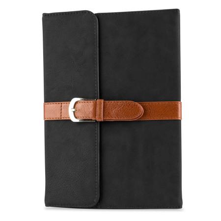 Housse imitation cuir ipad mini 4 olixar vintage noire for Housse ipad mini 4